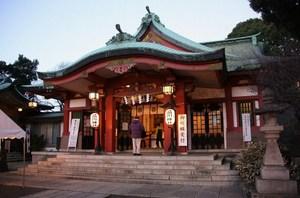 Shinagawajinjya