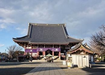 Ikegamihonmonji